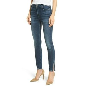 NWT Citizens of Humanity Rocket Ankle Skinny Jeans